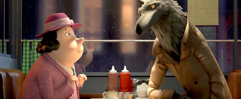 BBC Christmas Special: Roald Dahl's Revolting Rhymes